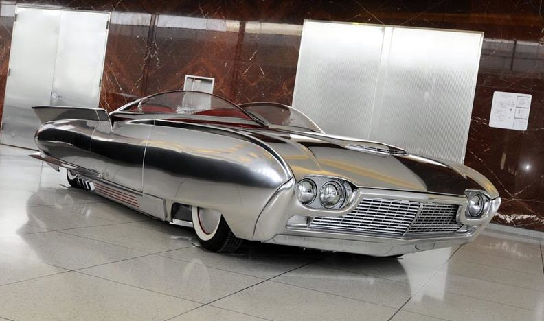 1961 Ford Thunderflite Concept Car 302 CI, Automatic presented as lot S148 at Kissimmee, FL 2012 - image7