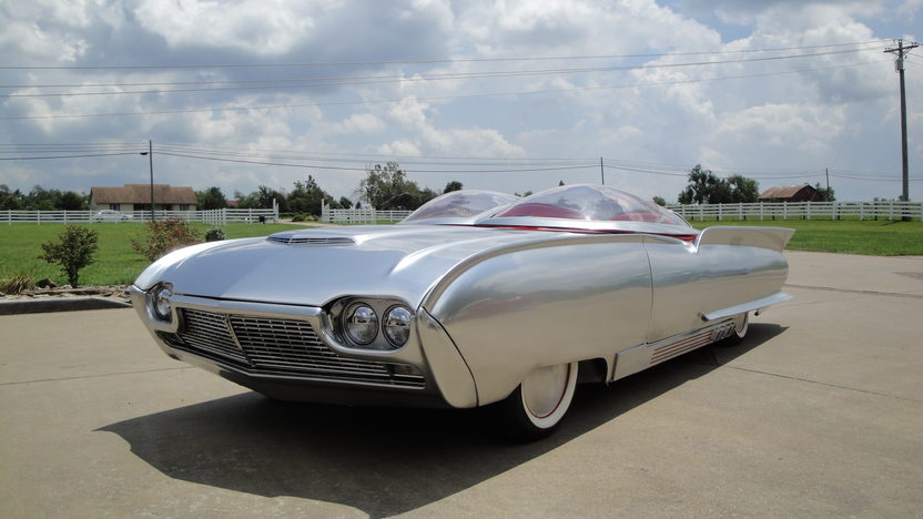 1961 Ford Thunderflite Concept Car 302 CI, Automatic presented as lot S148 at Kissimmee, FL 2012 - image8