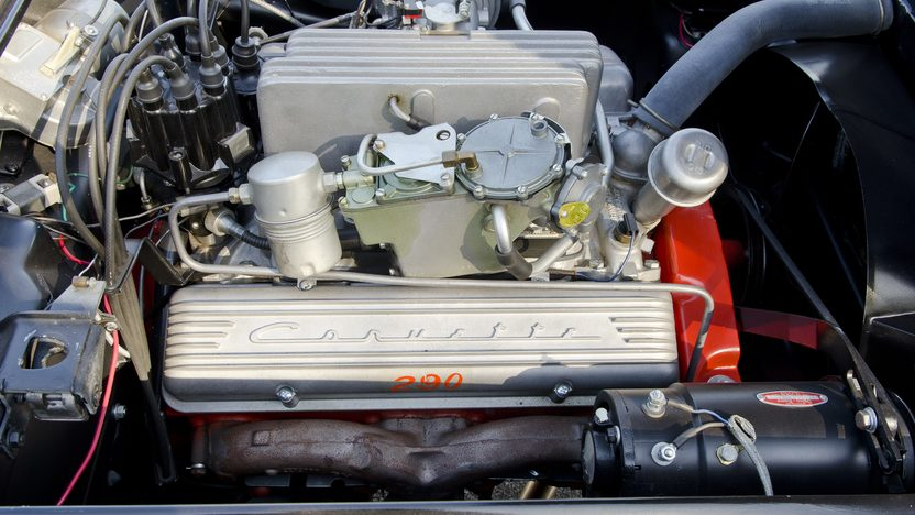 1959 Chevrolet Corvette Big Brake Fuelie 283/290 HP, 4-Speed presented as lot S193 at Kissimmee, FL 2012 - image5