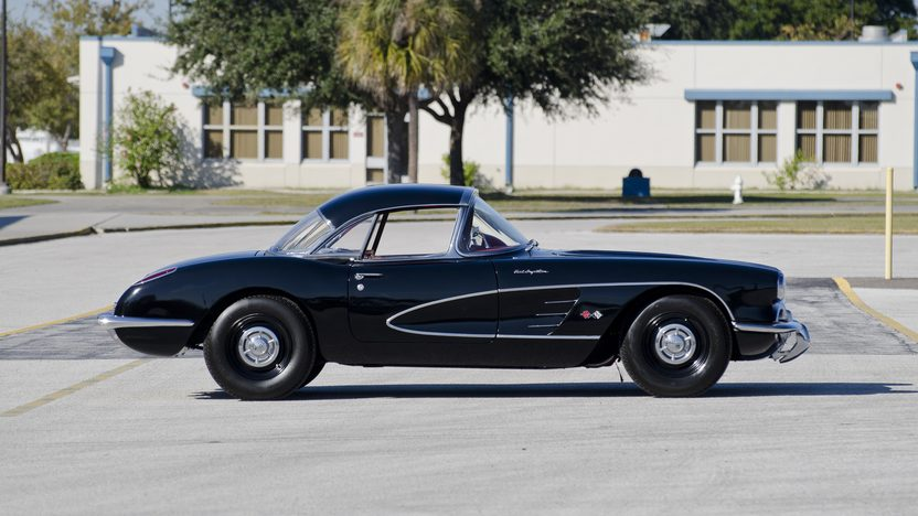 1959 Chevrolet Corvette Big Brake Fuelie 283/290 HP, 4-Speed presented as lot S193 at Kissimmee, FL 2012 - image9
