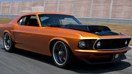 1969 Ford Mustang Fastback 5.4/500 HP, 6-Speed presented as lot S200 at Kissimmee, FL 2012 - thumbail image8