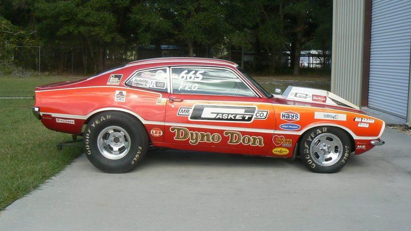Chuck Nicholson Gmc >> 1970 Ford Maverick 427 SOHC | Mecum Kissimmee 2012 | S219