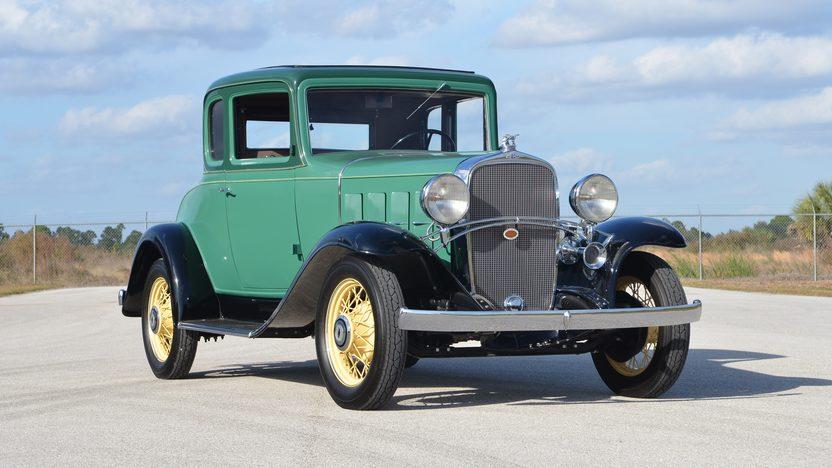 1932 chevrolet 5 window coupe mecum kissimmee 2012 u99 for 1932 chevy 5 window coupe