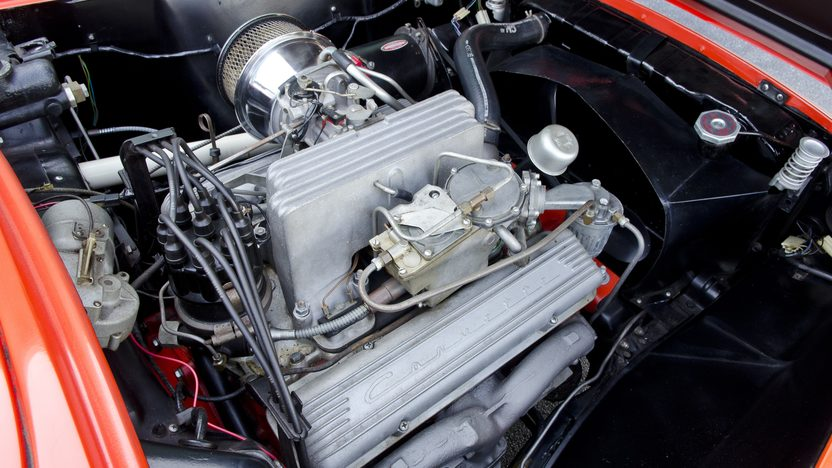 1957 Chevrolet Corvette Big Brake Fuelie 283/283 HP, 4-Speed presented as lot S167 at Kissimmee, FL 2012 - image6