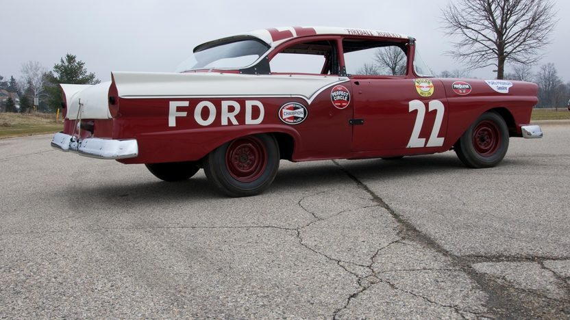 1957 Ford Fireball Roberts Race Car presented as lot K25 at Kissimmee, FL 2012 - image2