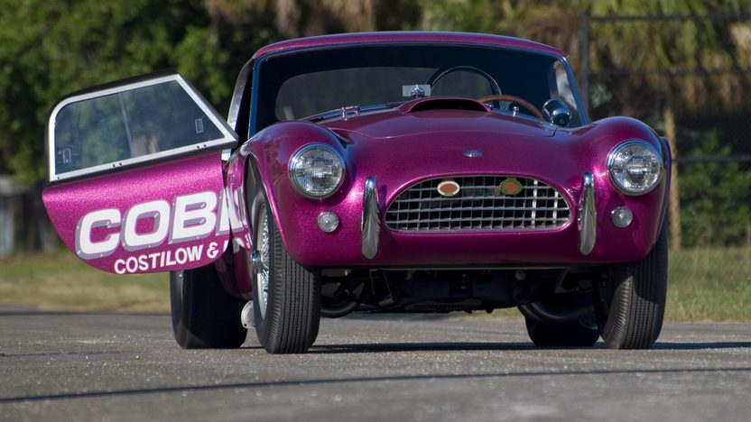 1963 Shelby Cobra Dragon Snake presented as lot S220 at Kissimmee, FL 2012 - image12