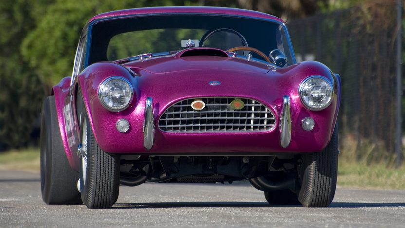 1963 Shelby Cobra Dragon Snake presented as lot S220 at Kissimmee, FL 2012 - image3