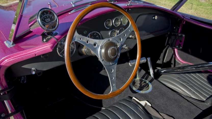 1963 Shelby Cobra Dragon Snake presented as lot S220 at Kissimmee, FL 2012 - image5