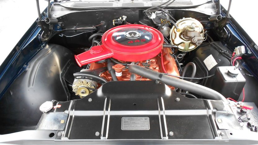 1968 Oldsmobile 442 Convertible 400 CI, 4-Speed presented as lot S50.1 at Kissimmee, FL 2012 - image8