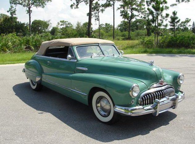 1948 Buick Roadmaster 76c Convertible 320 CI, 3-Speed presented as lot S270.1 at Kissimmee, FL 2012 - image8