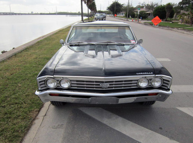 1967 Chevrolet Chevelle 396/350 HP, 4-Speed presented as lot G52 at Kissimmee, FL 2013 - image9