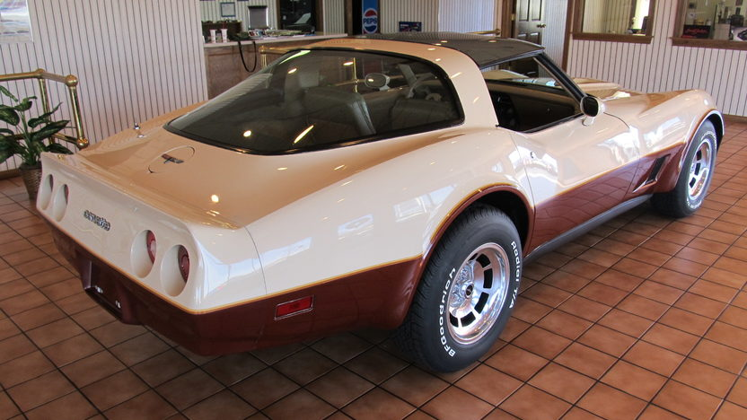 1981 Chevrolet Corvette 350/190 HP, Automatic presented as lot G151 at Kissimmee, FL 2013 - image3