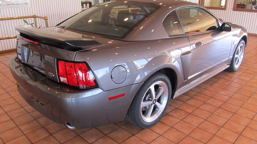 2003 Ford Mustang Mach 1 4.6L, 5-Speed, 9,000 Miles presented as lot G181 at Kissimmee, FL 2013 - image3