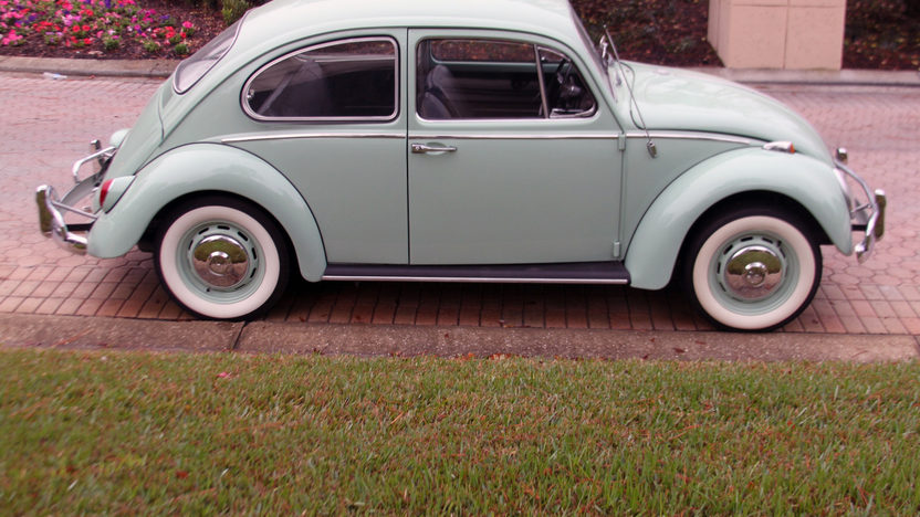 1966 Volkswagen Beetle 1300 CC, 4-Speed presented as lot G183 at Kissimmee, FL 2013 - image2