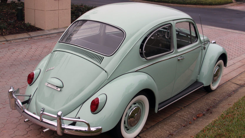 1966 Volkswagen Beetle 1300 CC, 4-Speed presented as lot G183 at Kissimmee, FL 2013 - image3