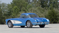 1960 Chevrolet Corvette Convertible 283/230 HP, 4-Speed presented as lot G195 at Kissimmee, FL 2013 - thumbail image4