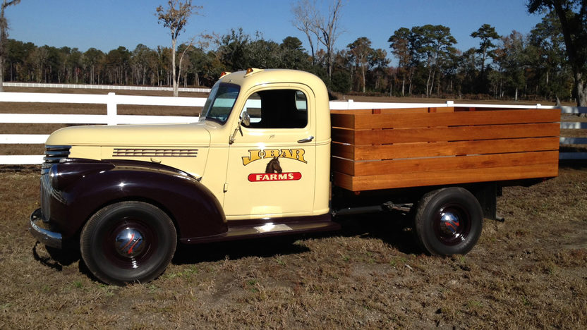 1941 Chevrolet Tobacco Pickup presented as lot G212 at Kissimmee, FL 2013 - image11