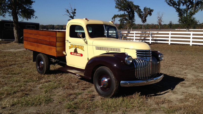 1941 Chevrolet Tobacco Pickup presented as lot G212 at Kissimmee, FL 2013 - image12