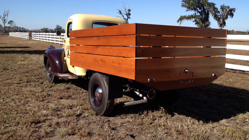 1941 Chevrolet Tobacco Pickup presented as lot G212 at Kissimmee, FL 2013 - image3