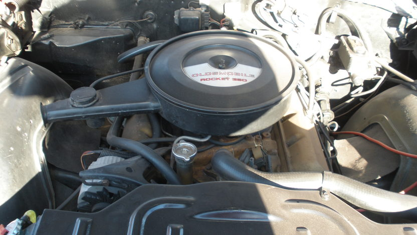 1972 Oldsmobile Cutlass 442 350 CI, Automatic presented as lot G227 at Kissimmee, FL 2013 - image5