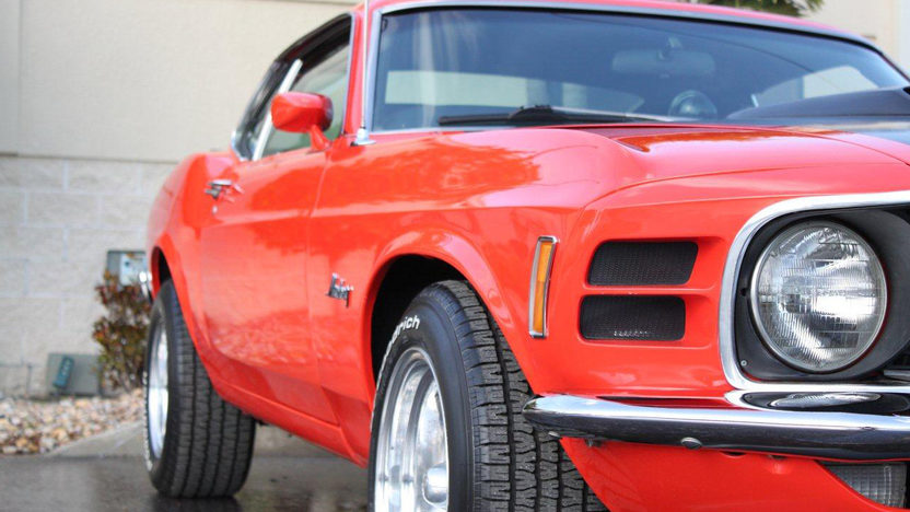 1970 Ford Mustang Fastback 351 CI, Automatic presented as lot W105 at Kissimmee, FL 2013 - image11