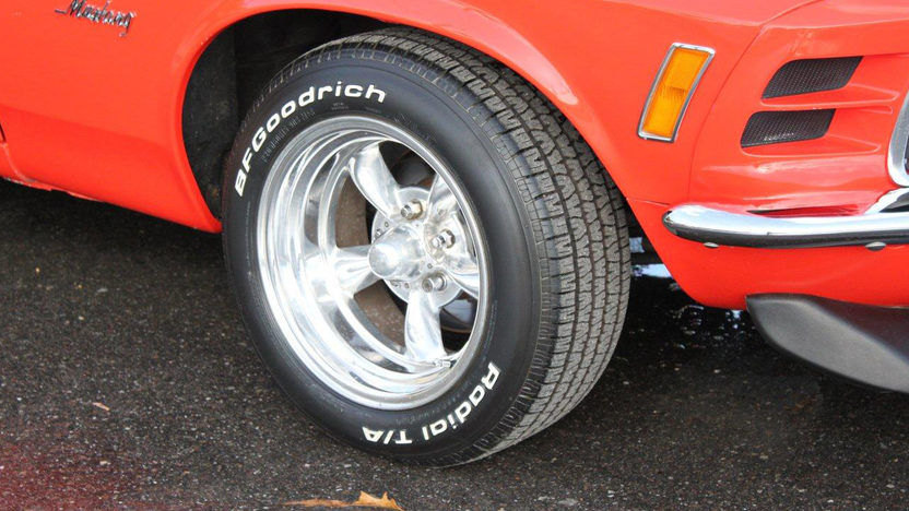 1970 Ford Mustang Fastback 351 CI, Automatic presented as lot W105 at Kissimmee, FL 2013 - image9