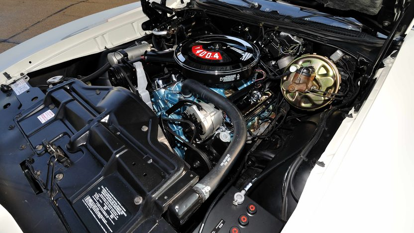 1968 Pontiac GTO Hardtop 400/350 HP, Automatic presented as lot W122 at Kissimmee, FL 2013 - image7