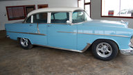 1955 Chevrolet Bel Air 4-Door Sedan 350 CI, Automatic presented as lot W152 at Kissimmee, FL 2013 - thumbail image6