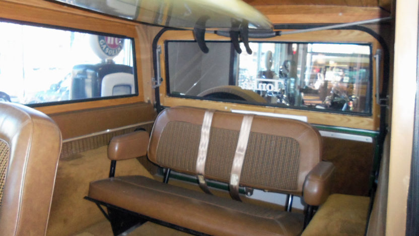1974 Ford Bronco Woody 302 CI, Automatic presented as lot W162 at Kissimmee, FL 2013 - image4