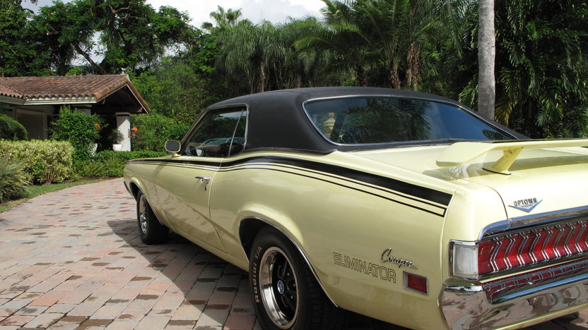 1970 Mercury Cougar Eliminator Replica 351 CI, Automatic presented as lot W170 at Kissimmee, FL 2013 - image2