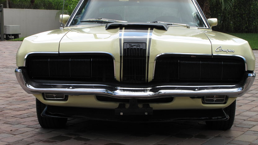 1970 Mercury Cougar Eliminator Replica 351 CI, Automatic presented as lot W170 at Kissimmee, FL 2013 - image6