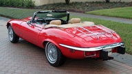 1974 Jaguar XKE Roadster presented as lot W186 at Kissimmee, FL 2013 - thumbail image2