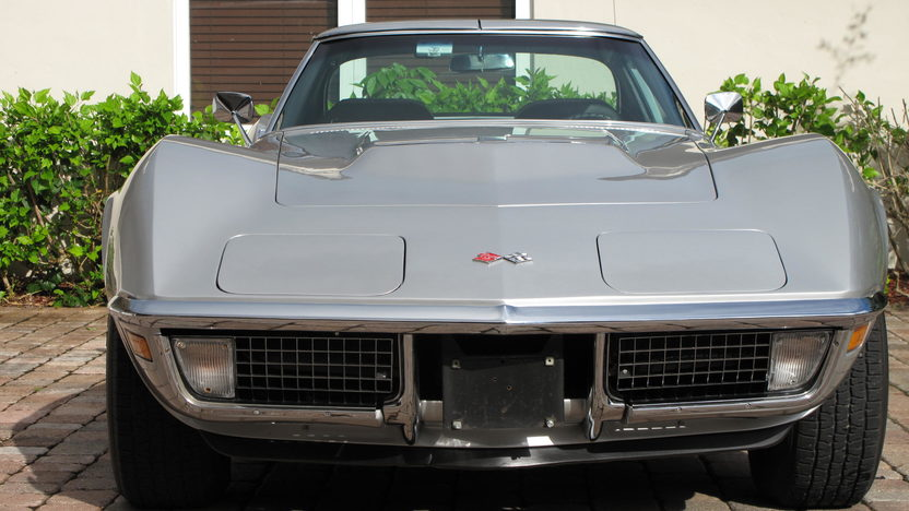 1970 Chevrolet Corvette Coupe 454/390 HP, Automatic presented as lot W190 at Kissimmee, FL 2013 - image6