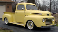 1948 Ford F1 Pickup 350/300 HP, Automatic presented as lot W223 at Kissimmee, FL 2013 - thumbail image9