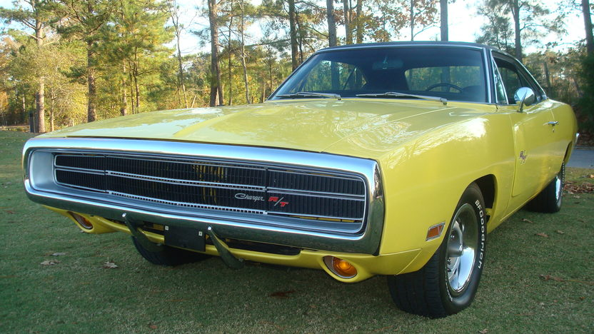 1970 Dodge Charger R/T presented as lot W244 at Kissimmee, FL 2013 - image10