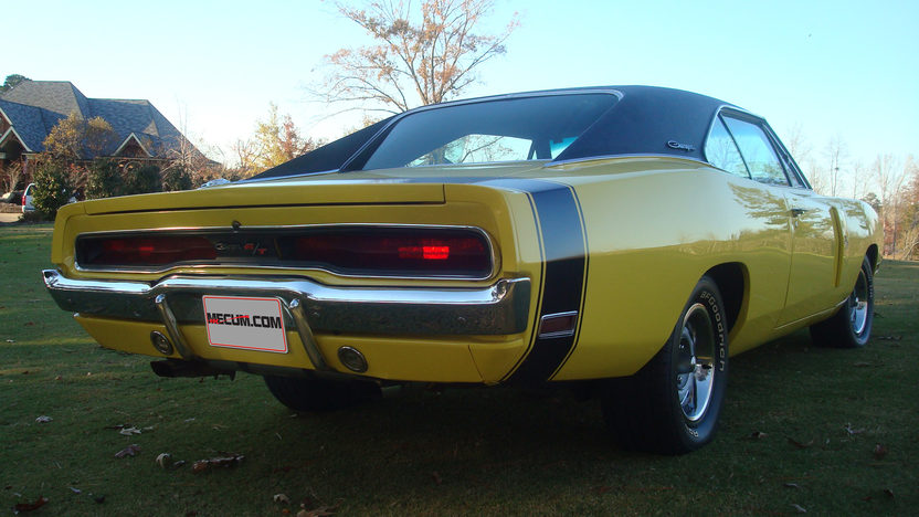 1970 Dodge Charger R/T presented as lot W244 at Kissimmee, FL 2013 - image3