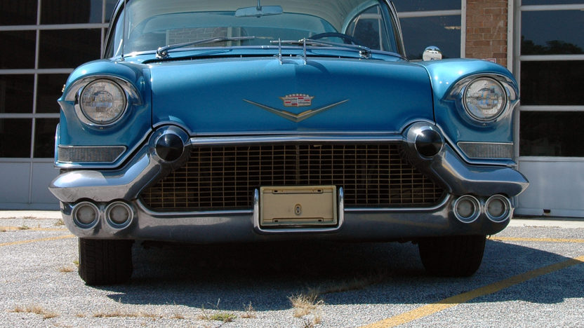 1957 Cadillac Series 62 presented as lot W245 at Kissimmee, FL 2013 - image2