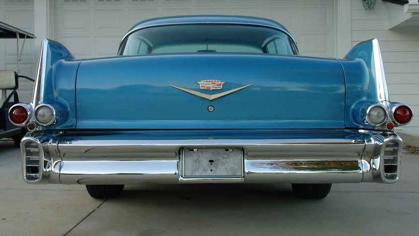 1957 Cadillac Series 62 presented as lot W245 at Kissimmee, FL 2013 - image7