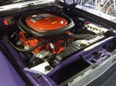 1970 Dodge Challenger T/A 340/290 HP, Automatic presented as lot W249 at Kissimmee, FL 2013 - image6