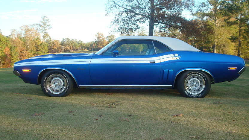 1971 Dodge Challenger R/T 340 CI, Automatic presented as lot W260 at Kissimmee, FL 2013 - image2