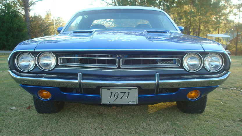 1971 Dodge Challenger R/T 340 CI, Automatic presented as lot W260 at Kissimmee, FL 2013 - image8