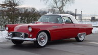 1955 Ford Thunderbird Convertible 292/198 HP, Automatic presented as lot W262 at Kissimmee, FL 2013 - thumbail image8