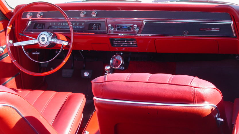 1966 Chevrolet Chevelle SS Convertible 396/325 HP, 4-Speed presented as lot W289 at Kissimmee, FL 2013 - image5