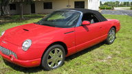2002 Ford Thunderbird Convertible presented as lot W302 at Kissimmee, FL 2013 - thumbail image4