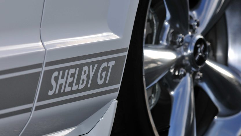 2007 Ford Shelby GT presented as lot W321 at Kissimmee, FL 2013 - image11