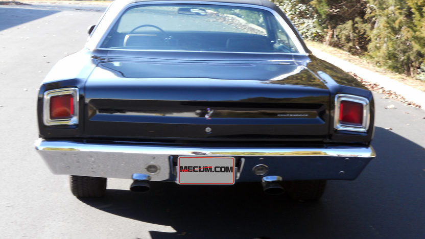 1969 Plymouth Road Runner Hardtop 383 CI, Automatic presented as lot W323 at Kissimmee, FL 2013 - image3