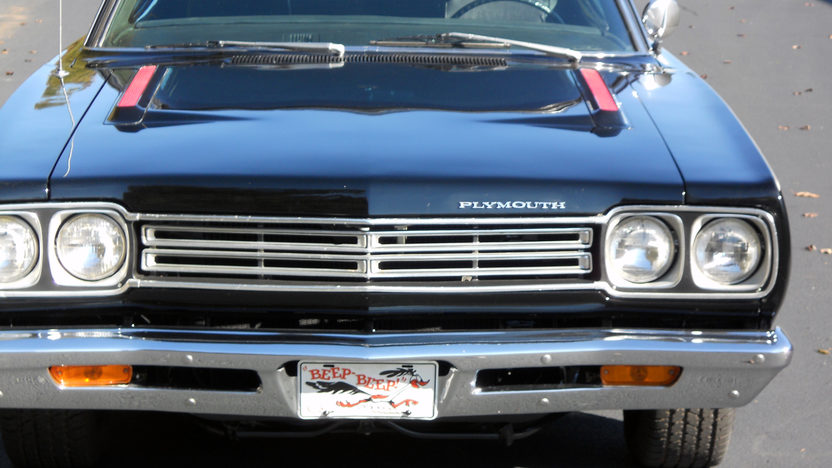 1969 Plymouth Road Runner Hardtop 383 CI, Automatic presented as lot W323 at Kissimmee, FL 2013 - image8