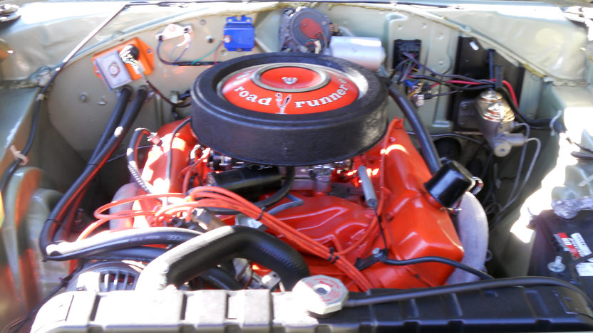1969 Plymouth Belvedere Road Runner Replica 383/335 HP, 4-Speed presented as lot W329 at Kissimmee, FL 2013 - image6