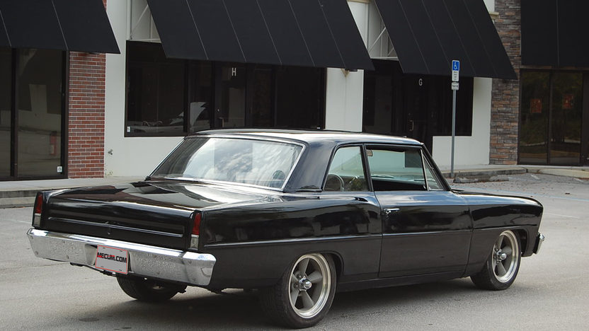 1967 Chevrolet Nova LS1, Automatic presented as lot W344 at Kissimmee, FL 2013 - image2
