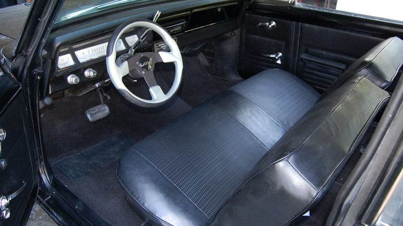 1967 Chevrolet Nova LS1, Automatic presented as lot W344 at Kissimmee, FL 2013 - image3